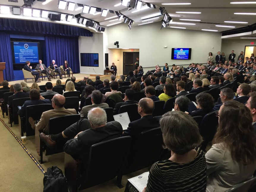 White House Water Summit Attendees. Source: First Coast News.